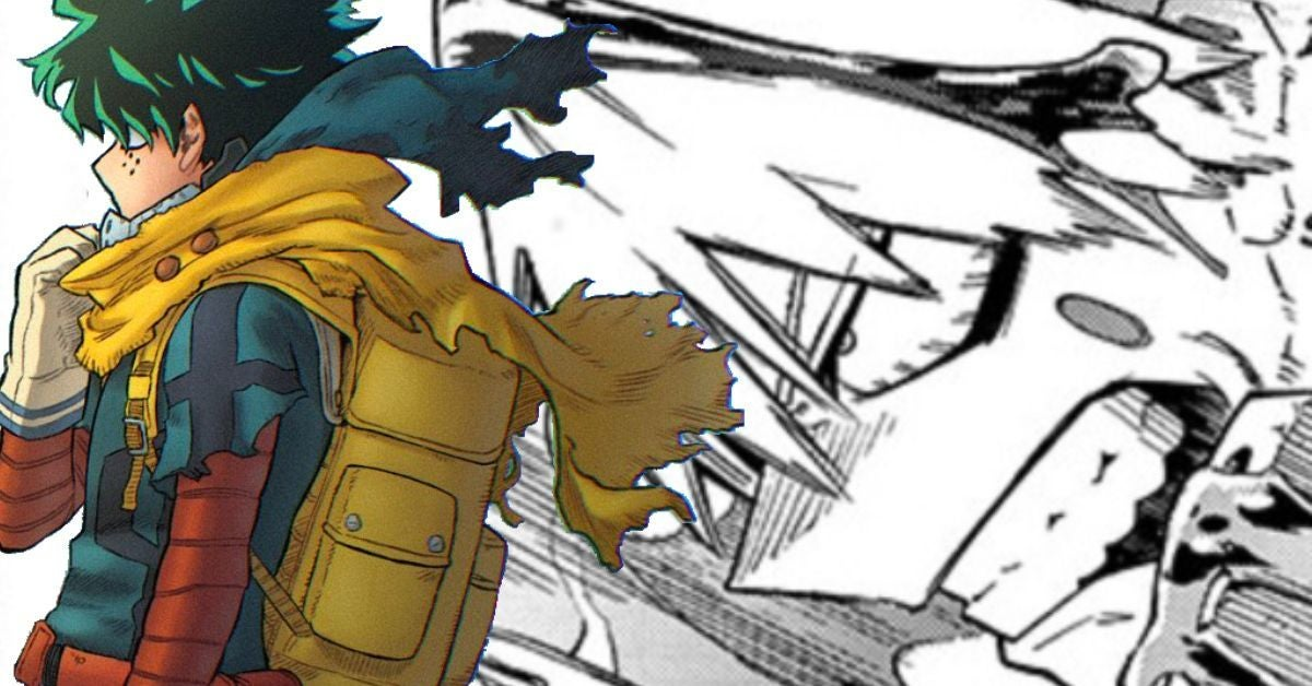 My Hero Academia Bakugo Izuku Décision Difficile Spoilers Manga