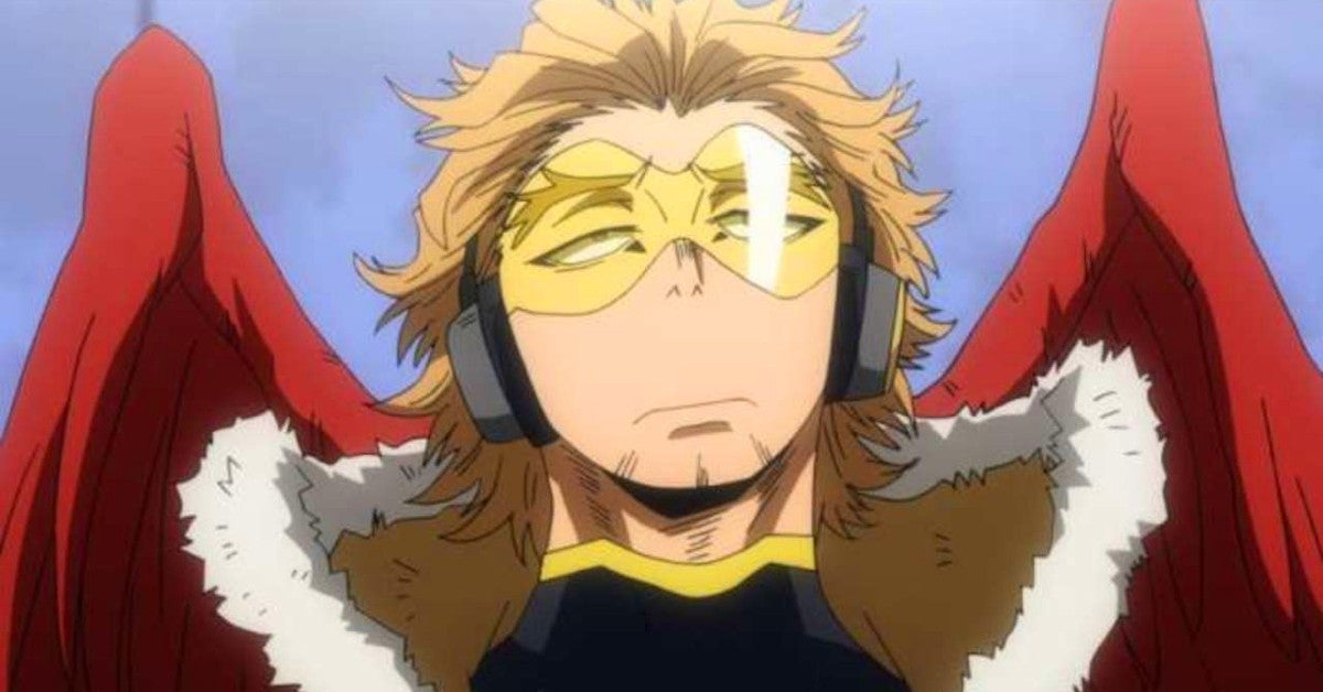 My Hero Academia Creator Horikoshi Apology Hawks Error Manga 299