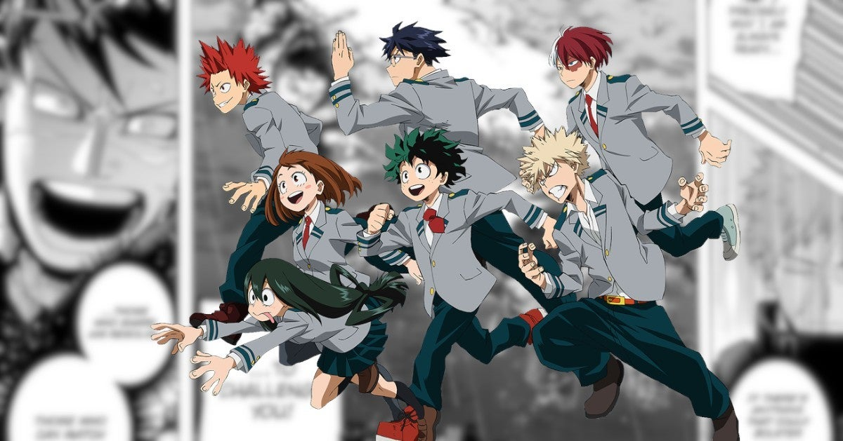 My Hero Academia How Class 1A Plans Save Izuku Midoriya 321 Spoilers