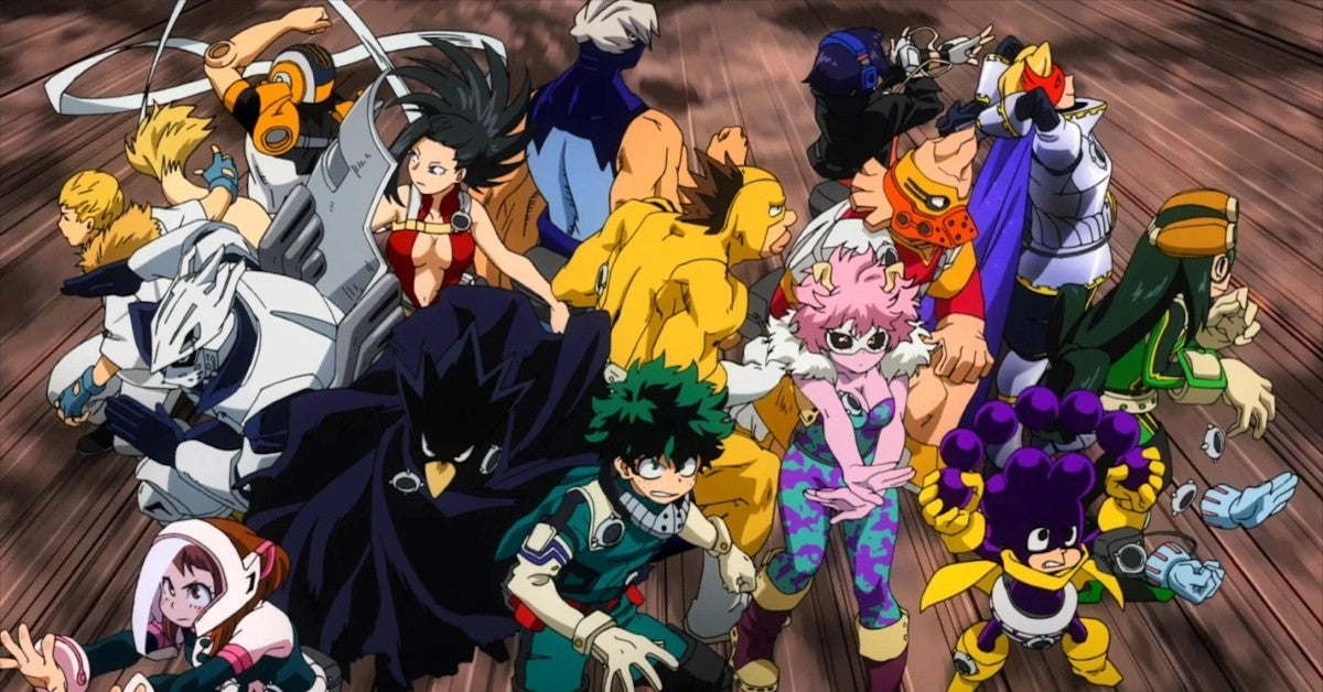 My Hero Academia Reveals How The Heroes Will Win The War Villains 322 Spoilers