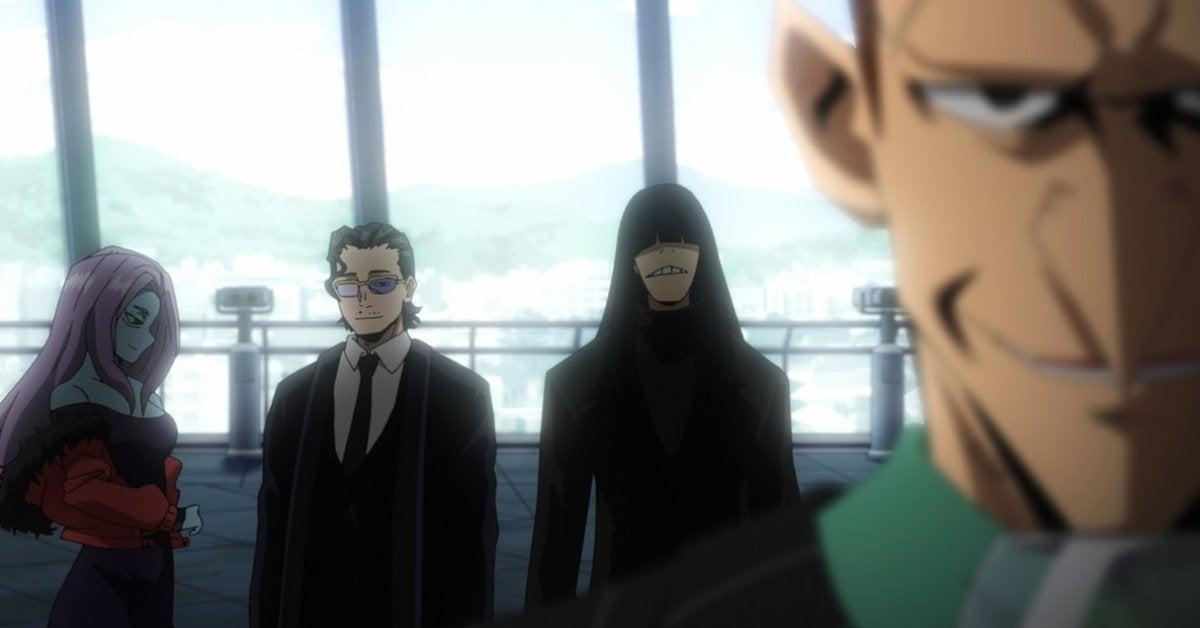 My Hero Academia Saison 5 Meta Liberation Army Anime