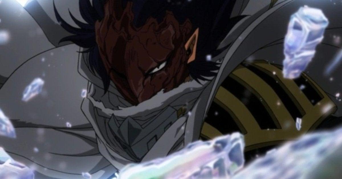 My Hero Academia Tamaki Amajiki Chimera Kraken