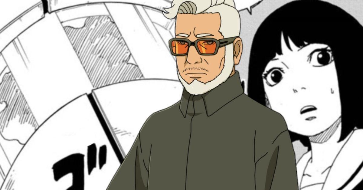 Naruto Boruto Amado Secret Weapon New Ally Manga 60 Spoilers (1)