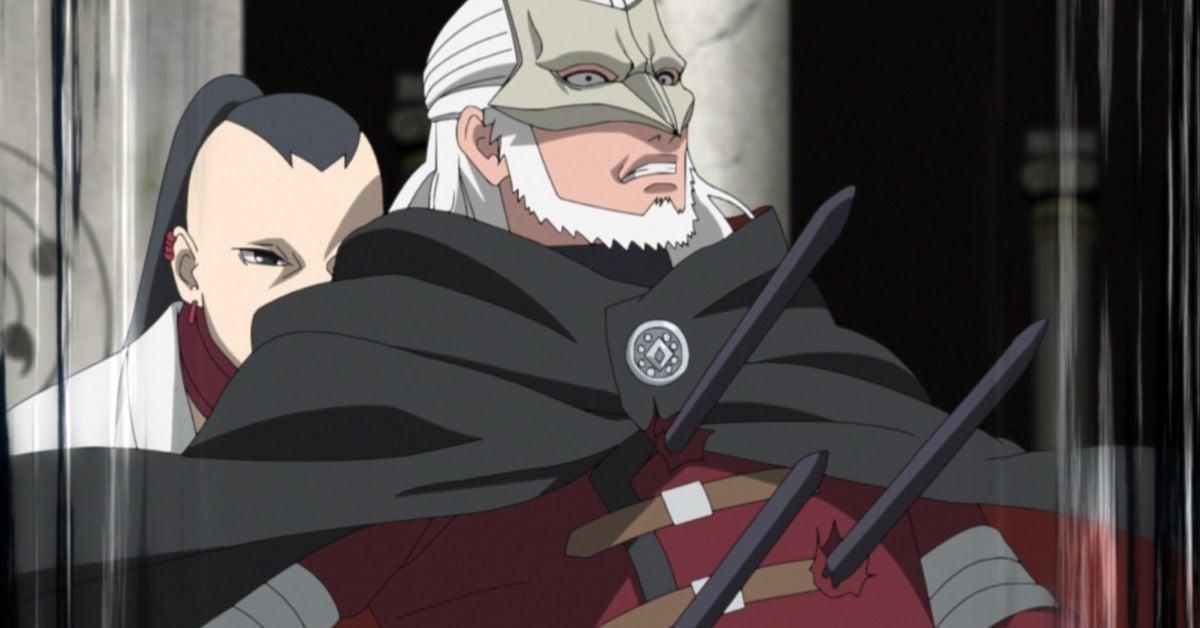 Naruto Boruto Kashin Koji Jigen Fight Anime Spoilers