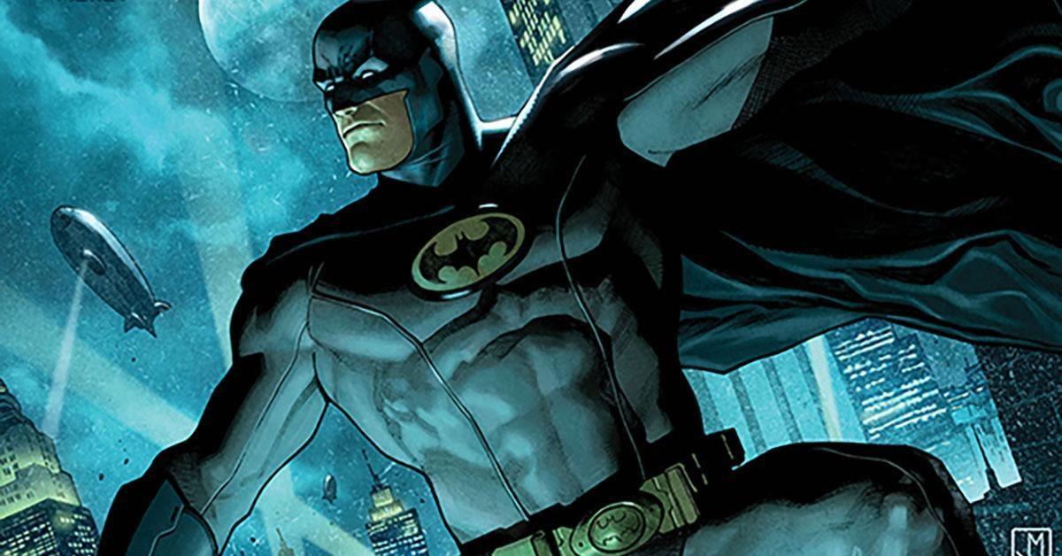 new batman writer williamson