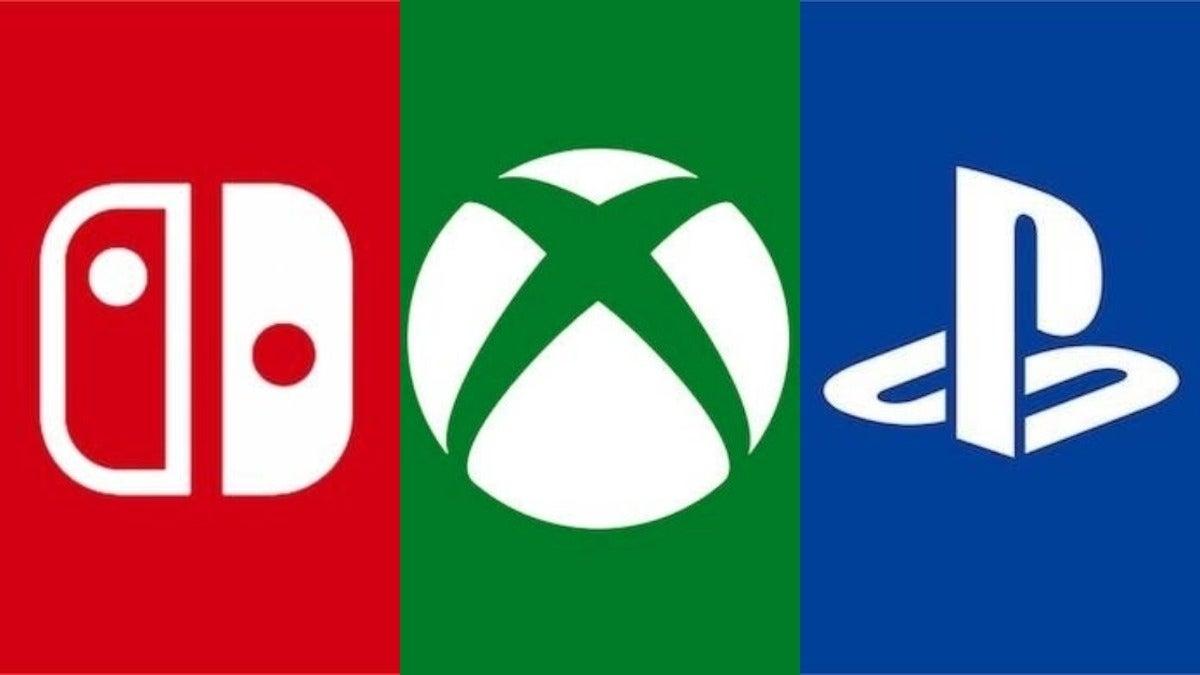 Nintendo Xbox Playstation