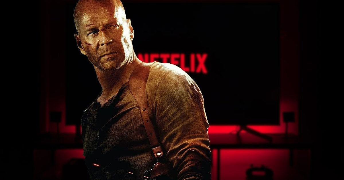 One of the Best Bruce Willis Movies New On Netflix Last Boy Scout