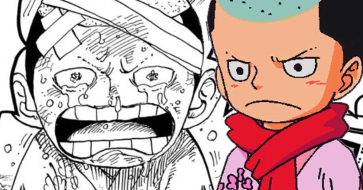 One Piece Manga Momonosuke Fruits Mûrs-Mûrs Spoilers Plan