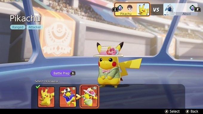 pikachu fashionable