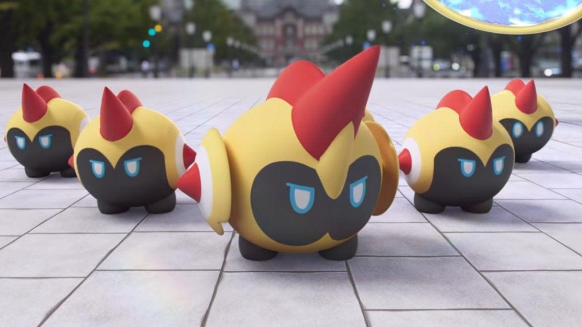 Pokemon Falinks