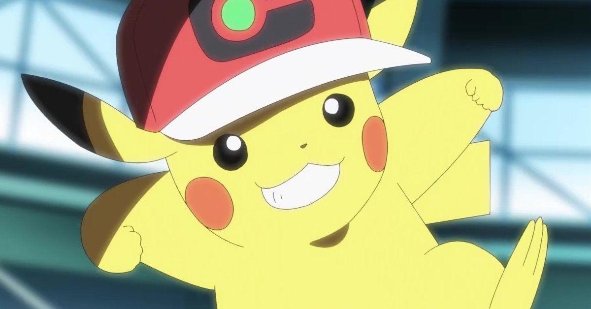 Pokemon Journeys Ash Pikachu Z-Move 10 Million Volt Thunderbolt Watch Anime