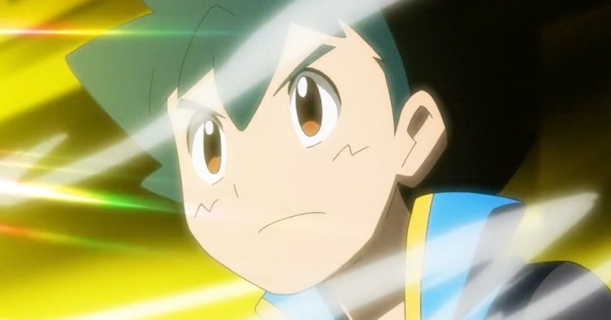 Pokemon Journeys Ash Pikachu Z-Move Return