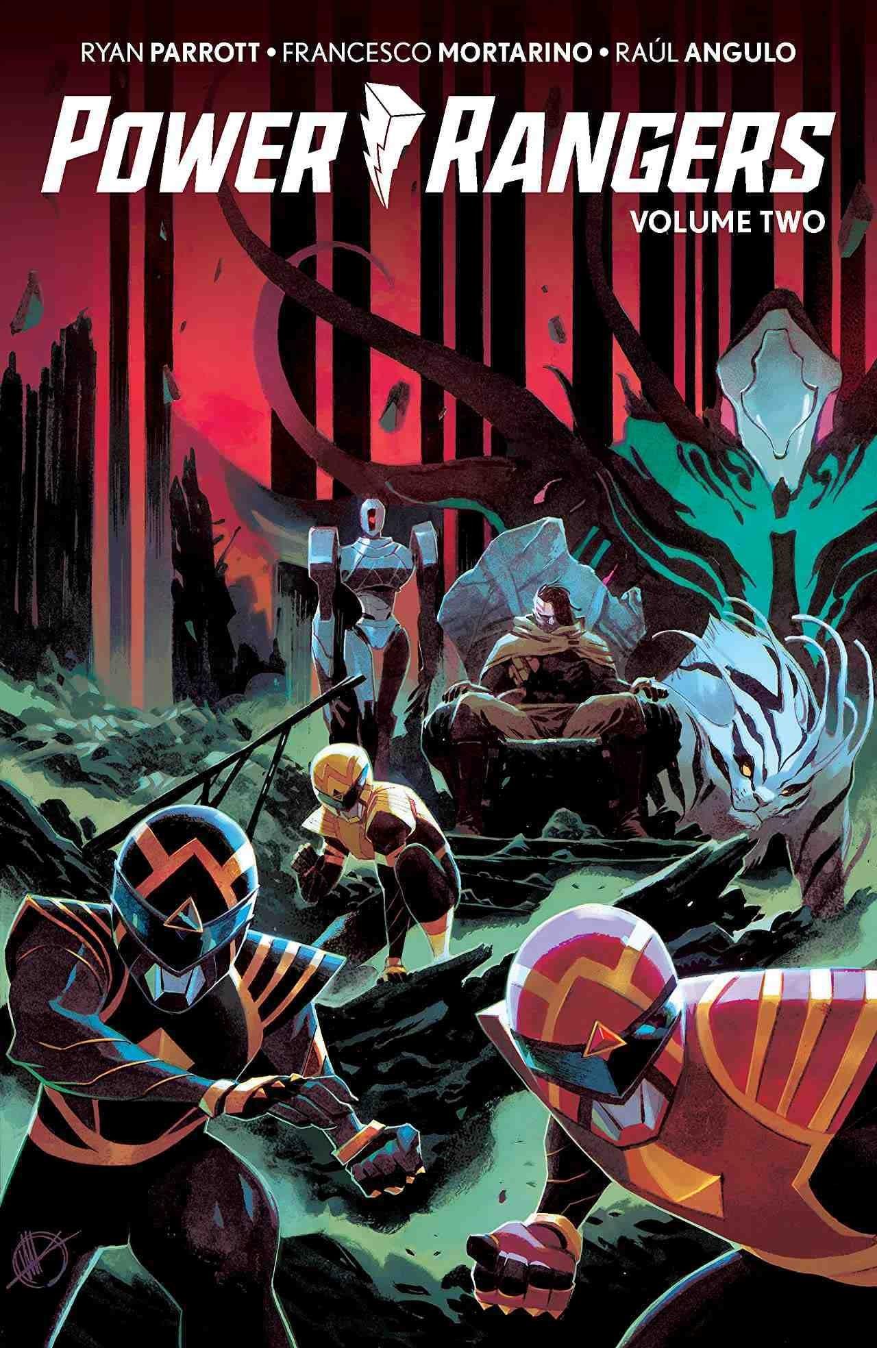 Power Rangers Vol 2