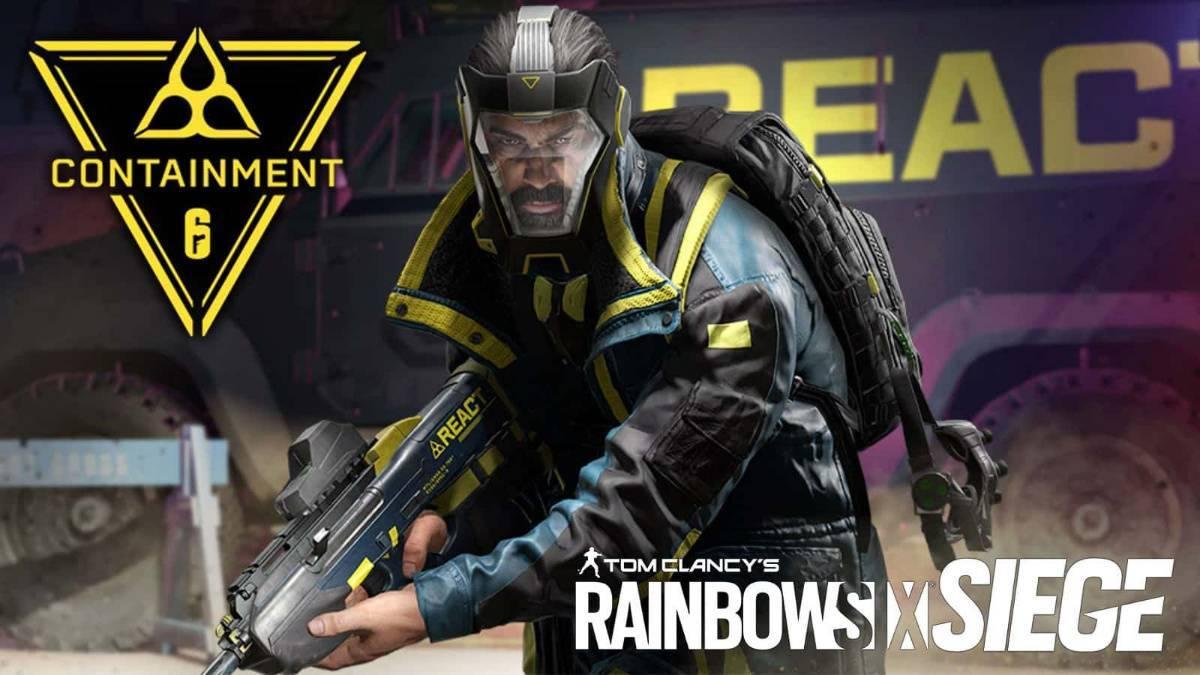 Rainbow Six Containment