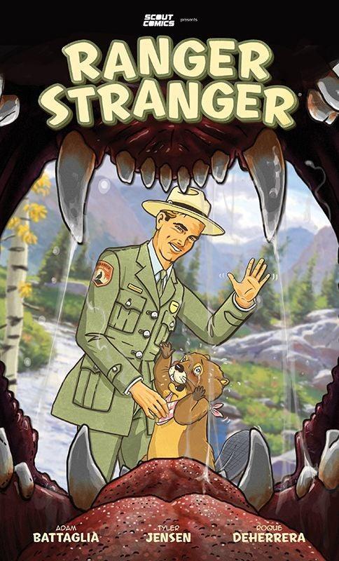 ranger stranger scout comics