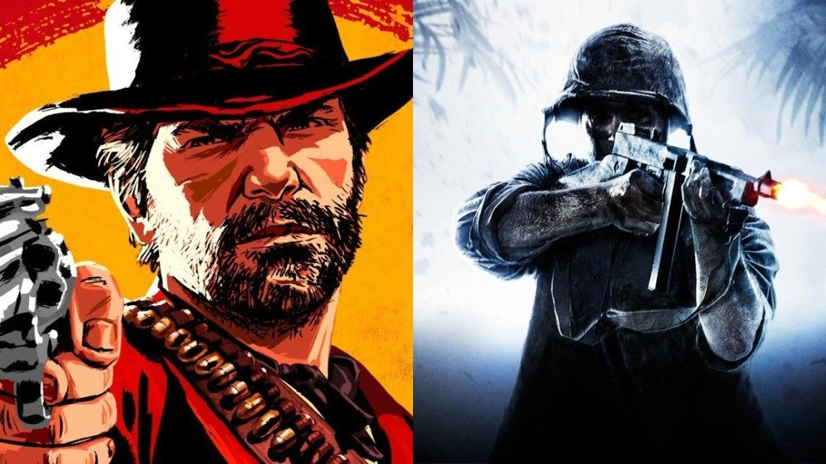 Red Dead Call of Duty