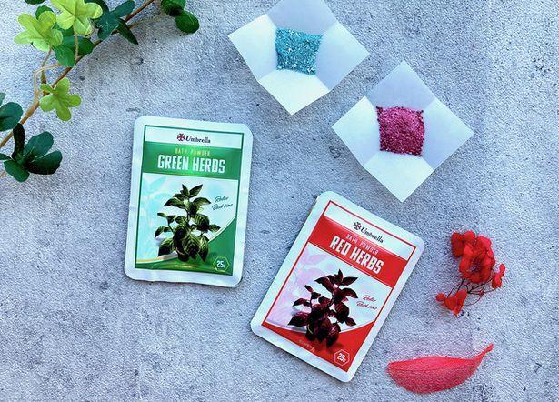 Resident Evil herbs
