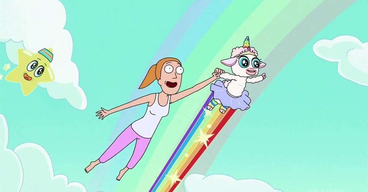 Rick et Morty Evil Summer