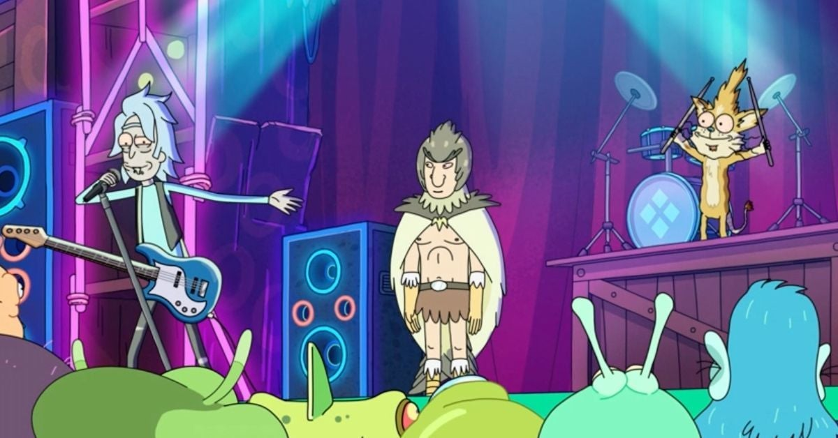Rick and Morty How Rick Birdperson Met Explained Season 5 Spoilers Adult Swim