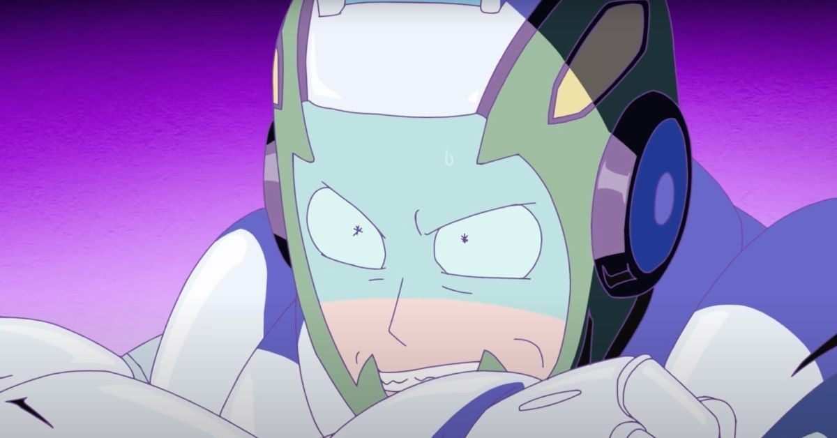 Rick and Morty New Anime Summer Meets God
