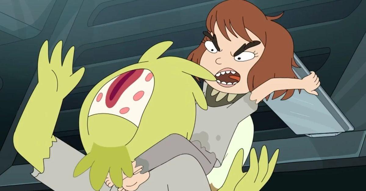 Rick et Morty Saison 5 Birdperson Tammy Child