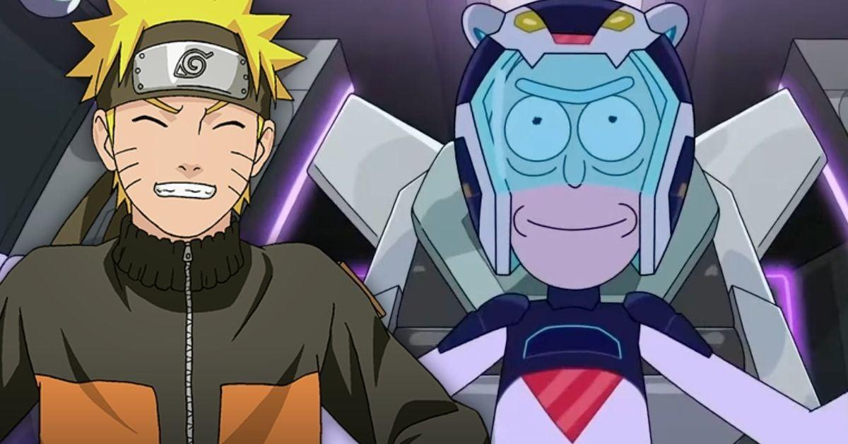 Rick and Morty Season 5 Naruto Easter Egg Giant Incest Baby Name