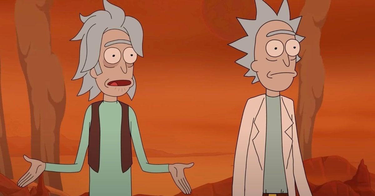 Rick and Morty Season 5 Spoilers Rick Birdperson Confession Failed Adult Swim