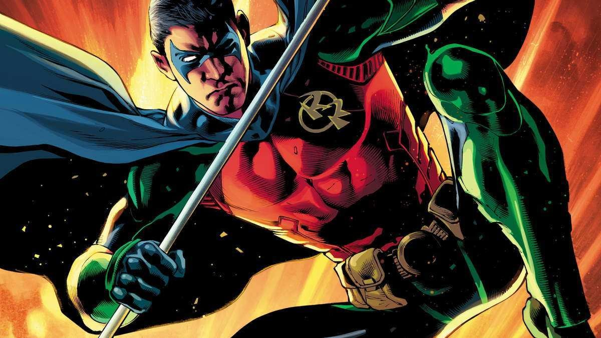 Robin DC Gay Bisexual Tim Drake Bi Official Comments