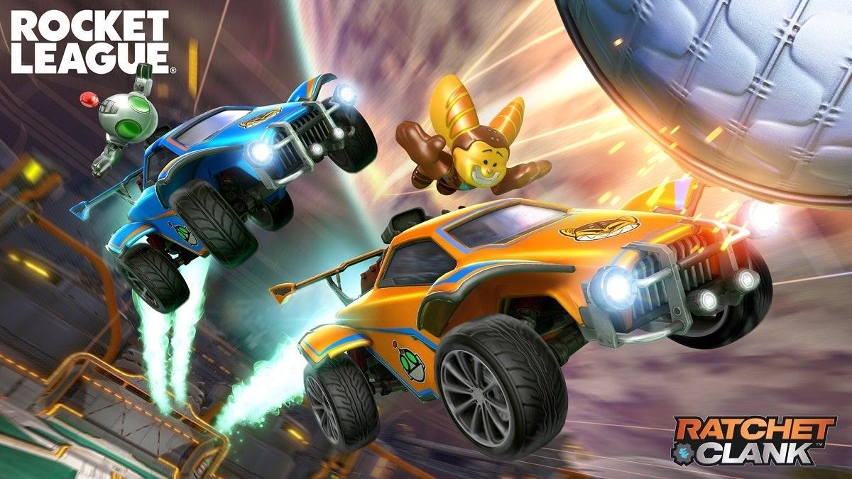 Rocket League Ratchet & Clank