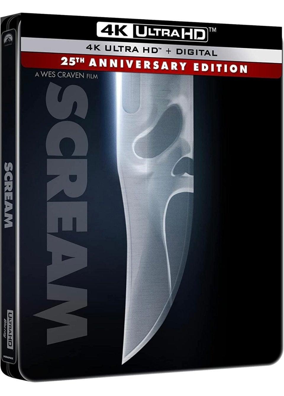 scream 1996 blu ray steelbook