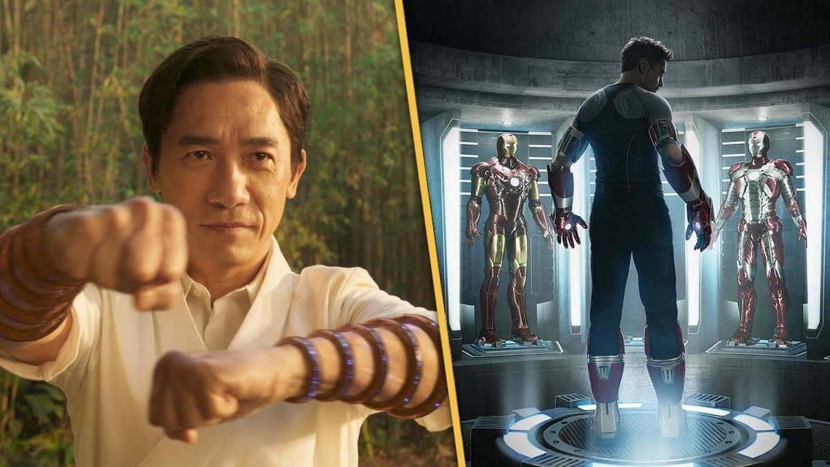 Shagn-Chi Iron Man Mandarin