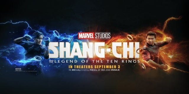 Shang-Chi and the Legend of the Ten Rings Marvel Studios