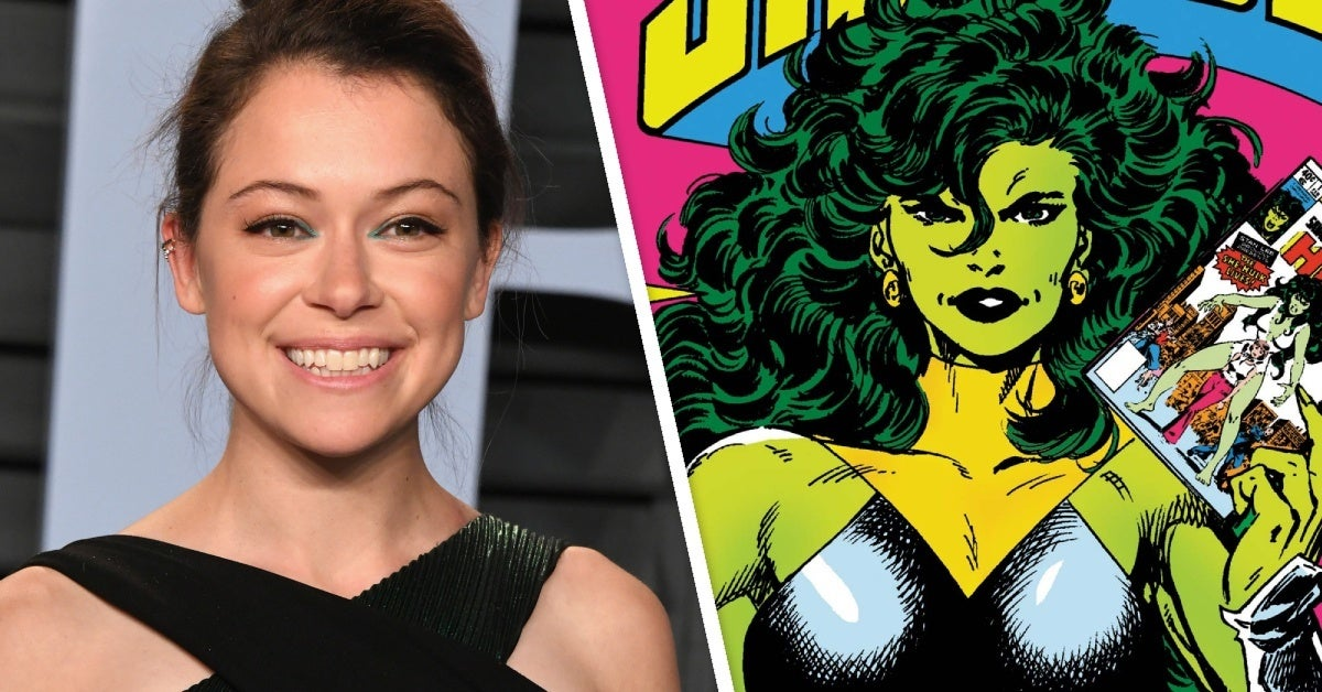 she hulk tatiana maslany disney plus