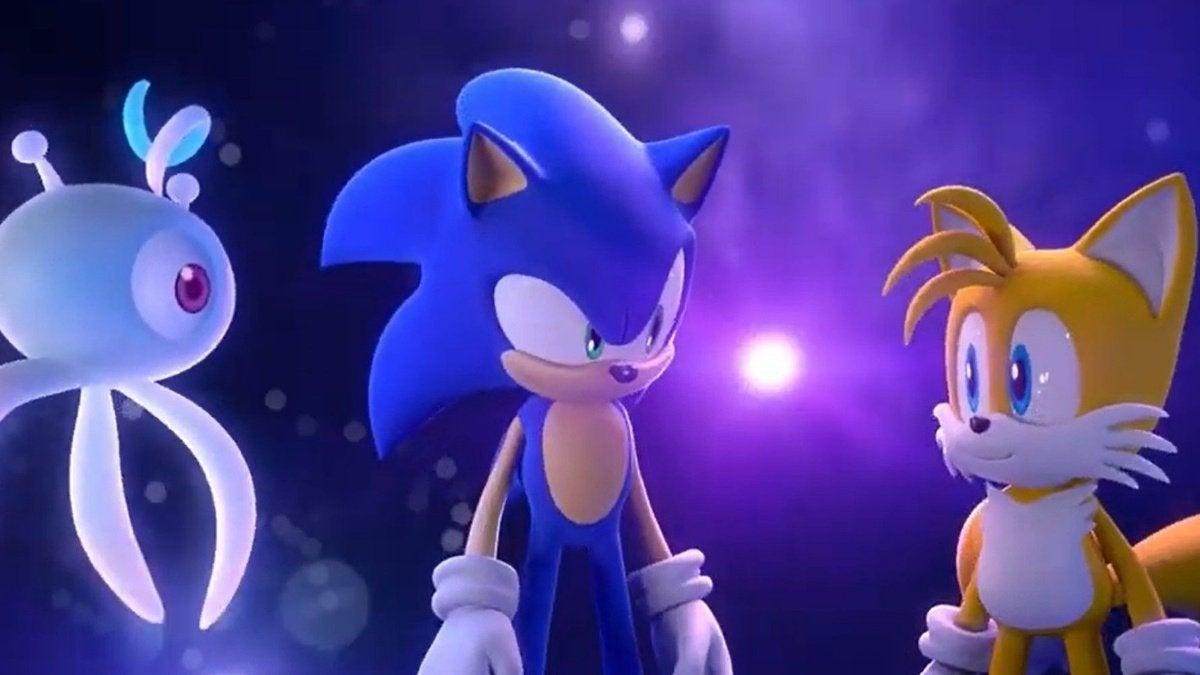 Sonic Colors Ultimate Wisp