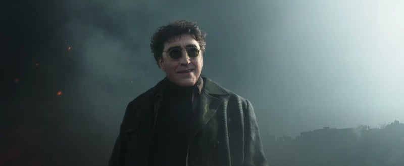 Spider-Man: No Way Home Trailer Reveals First Look at Alfred Molina's Doc  Ock Return