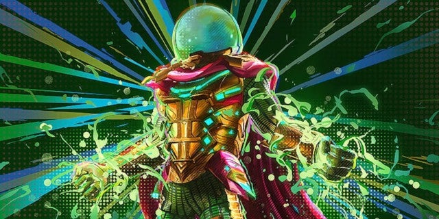 Spider-Man No Way Home Doctor Strange is Mysterio Theory