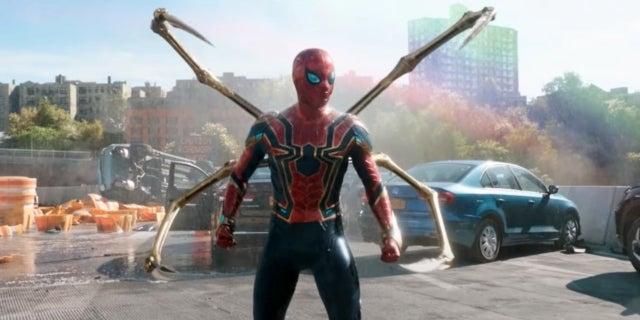 spider man no way home iron spider suit