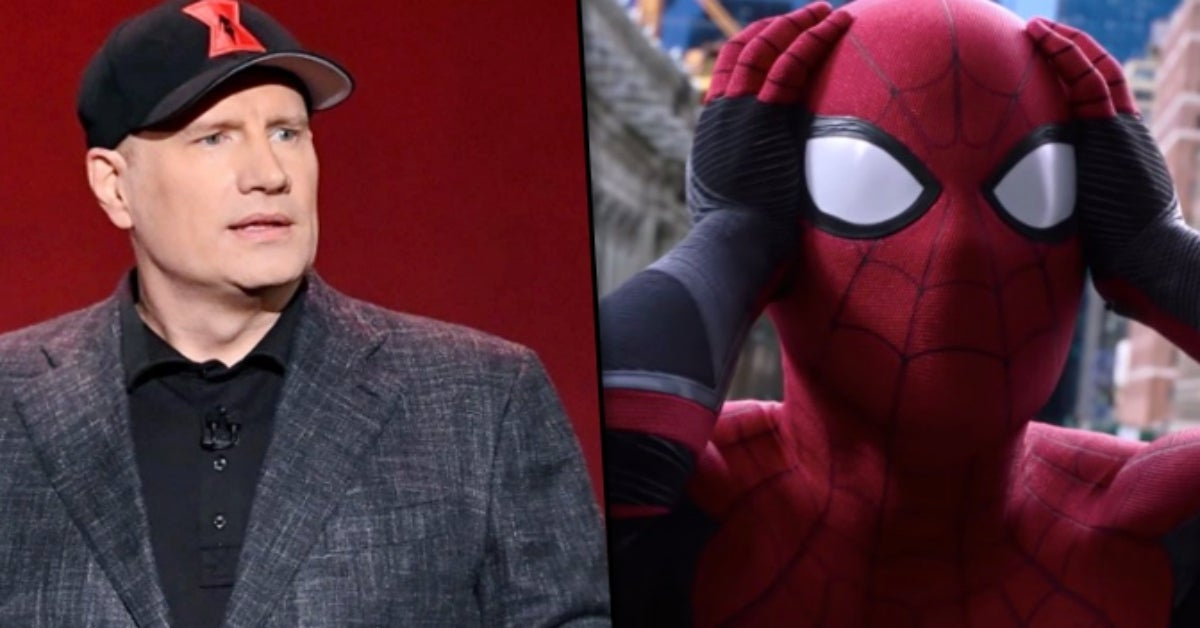 Spider-Man No Way Home Kevin Feige Marvel Studios