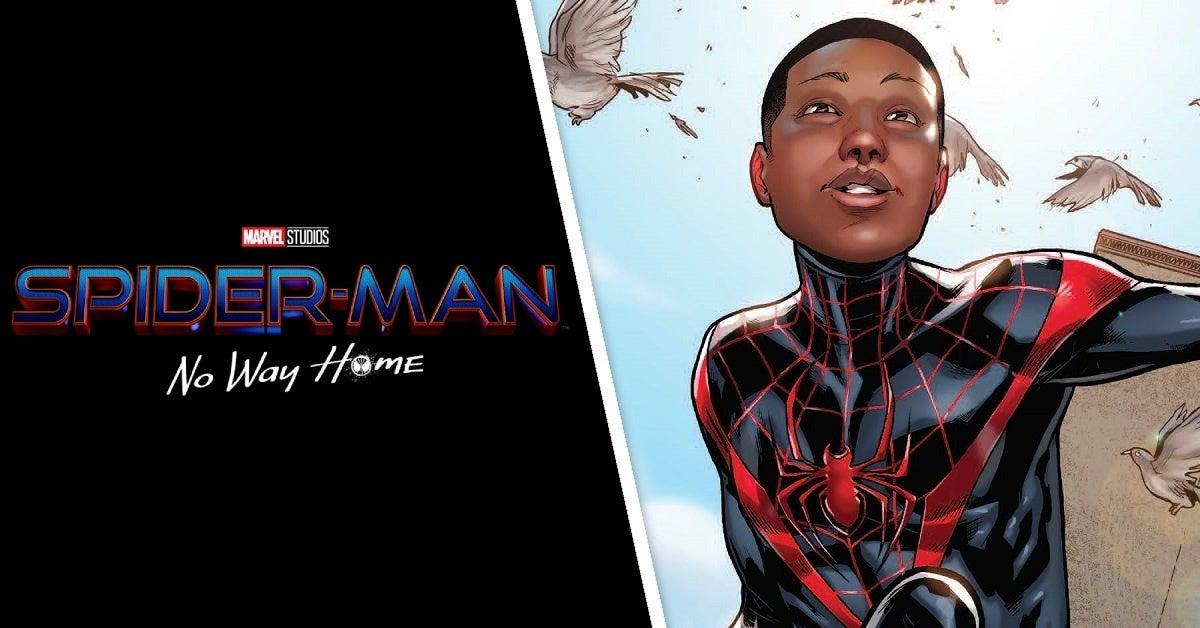 spider man no way home miles morales