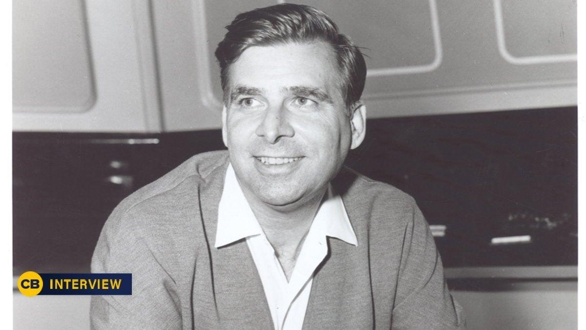 Star Trek Gene Roddenberry 100th Birthday Interview Rod Roddenberry