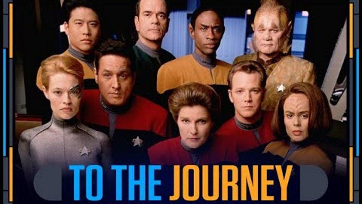 Star Trek Voyager Documentary To The Journey Sneak Peek