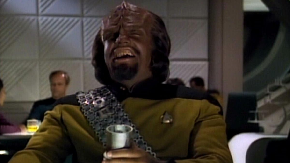 Star Trek Worf Funny