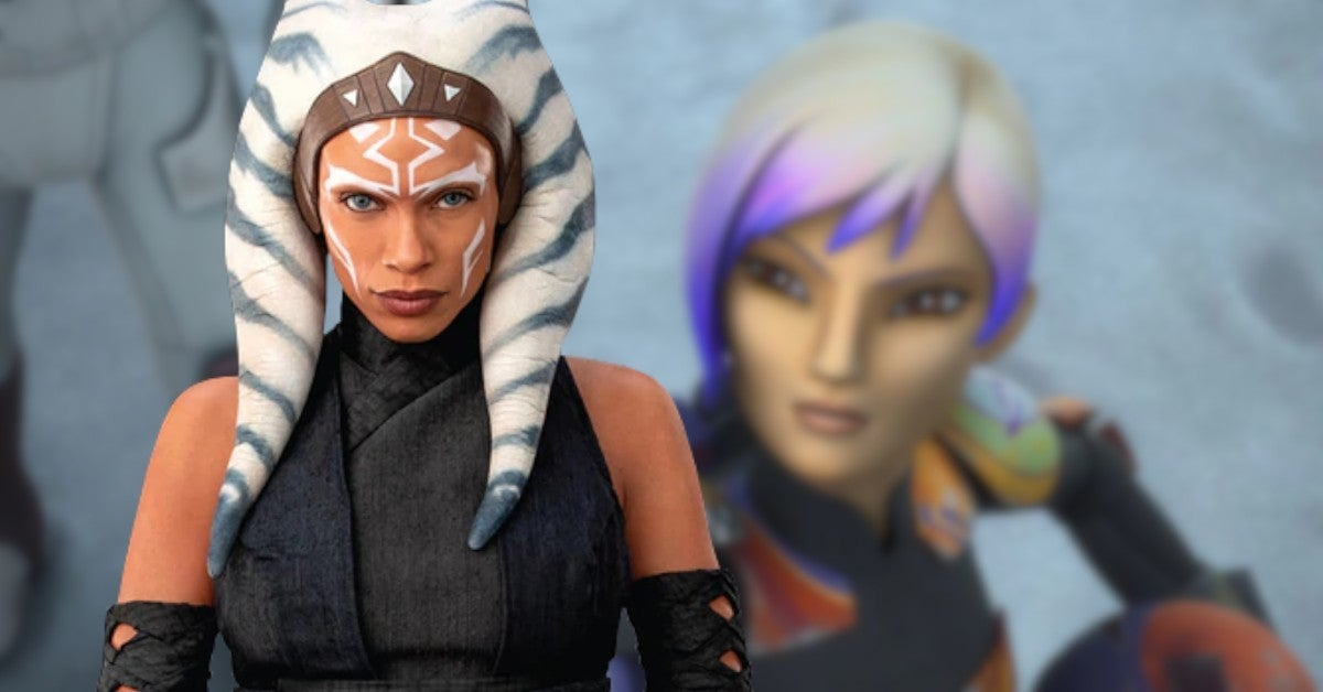 Star Wars Ahsoka Series Cast Sabine Wren Actress Lucasfilm
