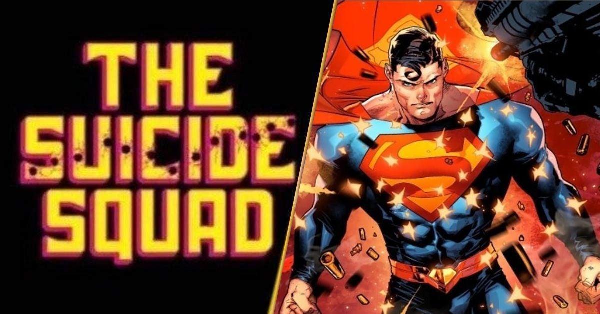 suicide squad superman
