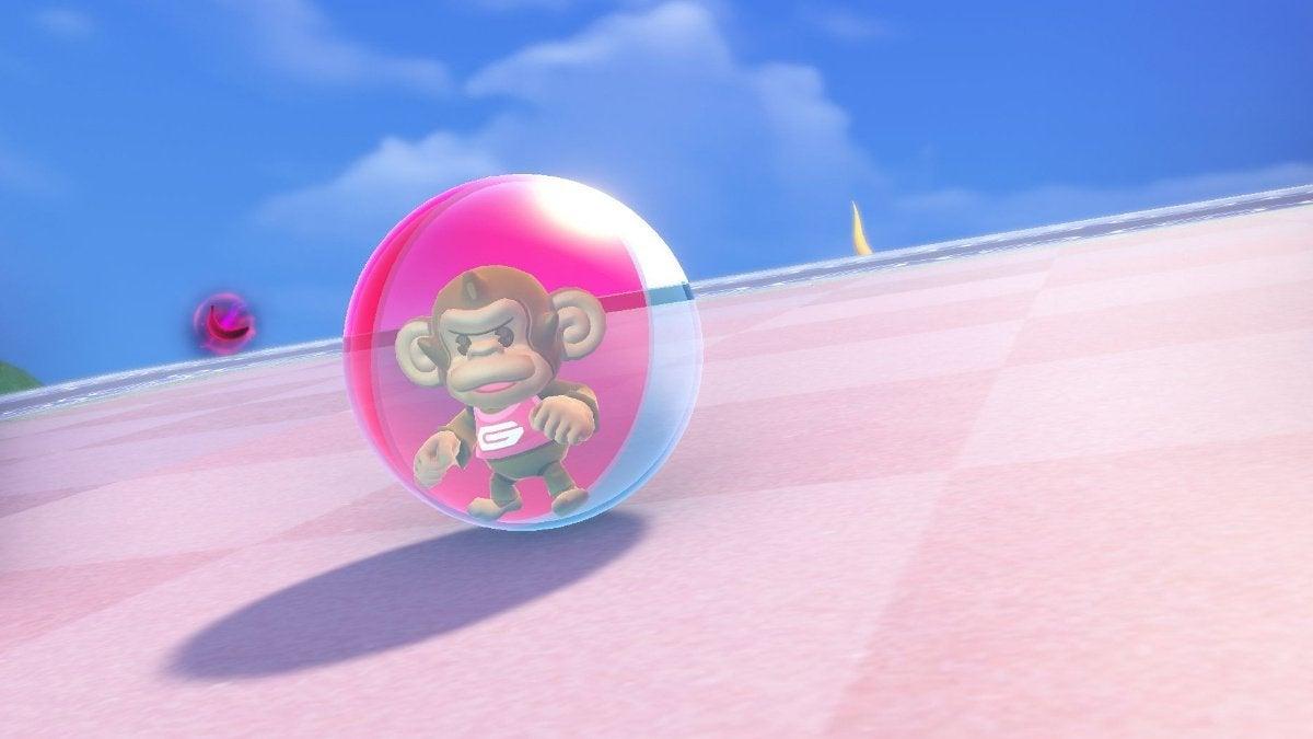 Super Monkey Ball Dark Banana