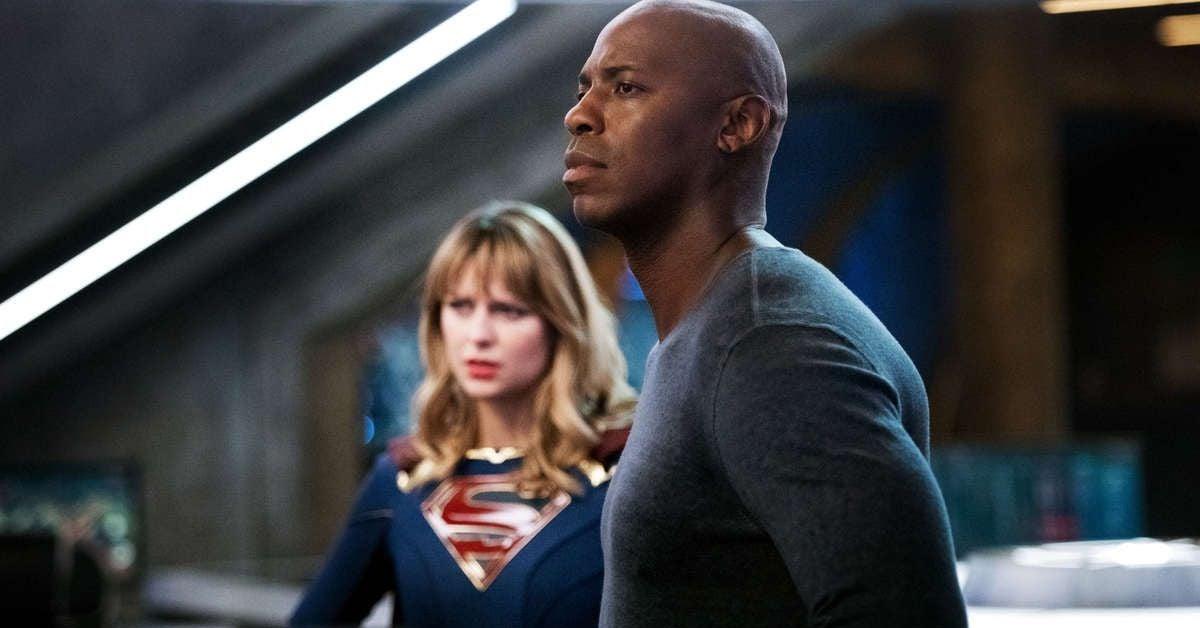 supergirl james olsen mehcad brooks