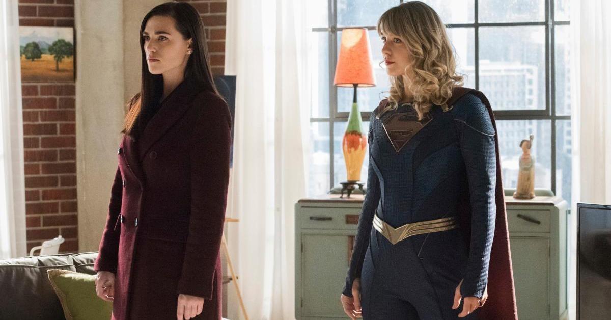 supergirl lena kara friendship