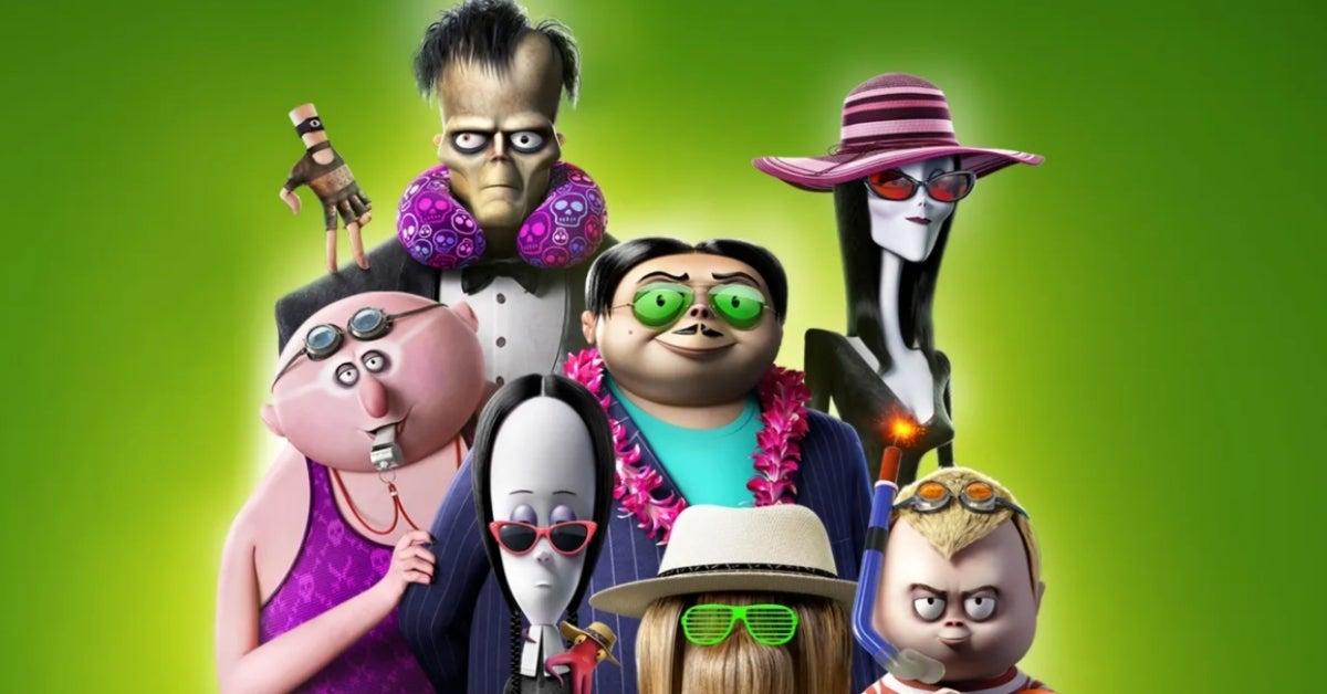 The Addams Family 2 movie 2021