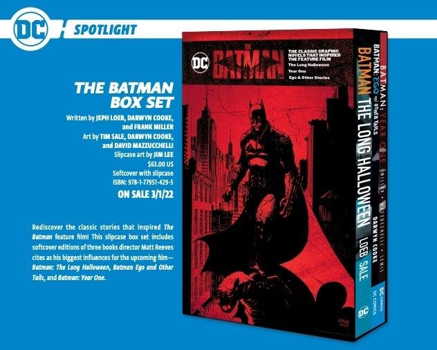 The Batman Box Set comicbook.com