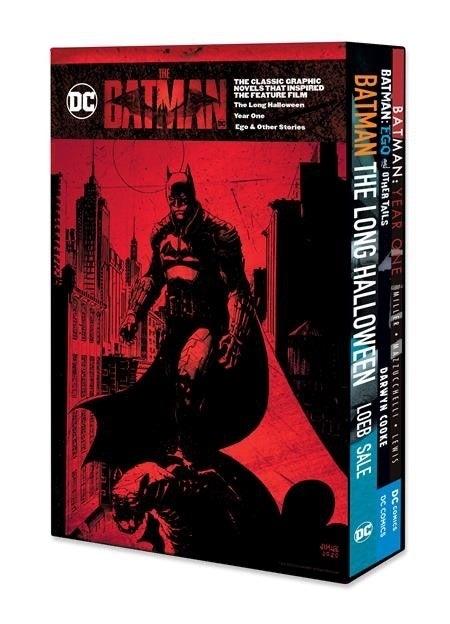 The Batman box set DC